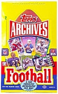 2013 Topps Archives Football Hobby Box Topps | Cardboard Memories Inc.