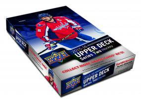2015-16 Upper Deck Series 2 Hockey 12 Box Hobby Case Upper Deck | Cardboard Memories Inc.