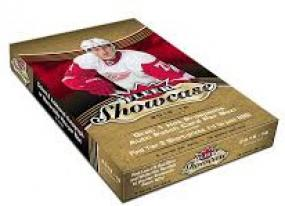 2015-16 Upper Deck Fleer Showcase Hockey Hobby Box Upper Deck | Cardboard Memories Inc.