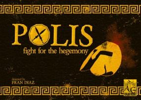 Polis - Fight for the Hegemony Asylum Game | Cardboard Memories Inc.