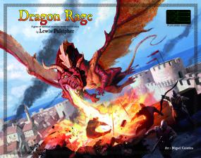 Dragon Rage Iello Games | Cardboard Memories Inc.