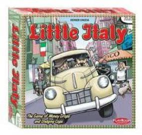 Little Italy Playroom Entertainment | Cardboard Memories Inc.