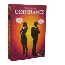 Codenames Czech Games | Cardboard Memories Inc.