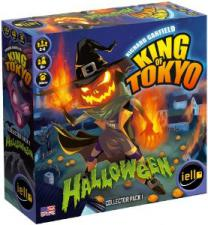 King of Tokyo - Halloween Collector Pack 1 Iello Games | Cardboard Memories Inc.