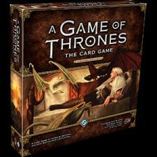 A Game of Thrones: The Card Game - Second Edition Fantasy Flight Games | Cardboard Memories Inc.