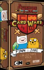 Adventure Time Card Wars - Finn VS Jake Collector's Pack Cryptozoic | Cardboard Memories Inc.