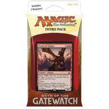 MTG Oath of the Gatewatch Intro Pack - Surge of Resistance Monster | Cardboard Memories Inc.