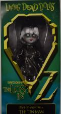 Living Dead Dolls - Lost in Oz - Bride of Valentine as Tin Man Mezco Toys | Cardboard Memories Inc.