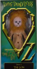 Living Dead Dolls - Lost in Oz - Teddy as the Lion Mezco Toys | Cardboard Memories Inc.