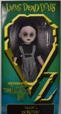 Copy of Living Dead Dolls - Lost in Oz - The Lost as Dorothy Plush | Cardboard Memories Inc.
