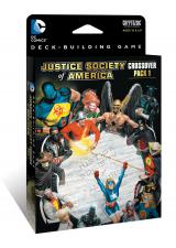 DC Comics Deck-Building Game - JSA Crossover Pack 1 Cryptozoic | Cardboard Memories Inc.