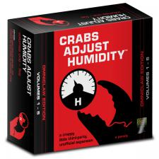 Crabs Adjust Humidity - Omniclaw Edition Volumes 1-5 Vampire Squid Cards | Cardboard Memories Inc.