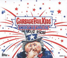 2016 Topps Garbage Pail Kids - American As Apple Pie Hobby Box Topps | Cardboard Memories Inc.