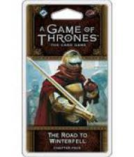 A Game of Thrones The Card Game - Road to Winterfell Chapter Pack Fantasy Flight Games | Cardboard Memories Inc.