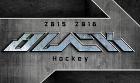 2015-16 Upper Deck Black Hockey 4 Box Inner Case Upper Deck | Cardboard Memories Inc.