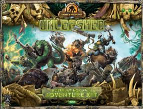 Iron Kingdoms Unleashed - Roleplaying Game Adventure Kit - PIP 417 Privateer Press | Cardboard Memories Inc.