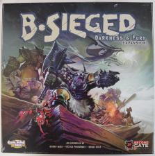 B-Sieged - Darkness & Fury Expansion Cool Mini or Not | Cardboard Memories Inc.