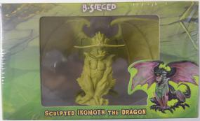 B-Sieged - Sculpted Ikomoth the Dragon Cool Mini or Not | Cardboard Memories Inc.