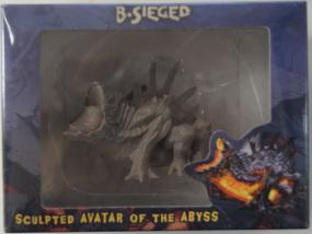 B-Sieged - Sculpted Avatar of the Abyss Cool Mini or Not | Cardboard Memories Inc.