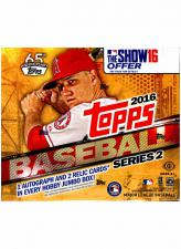 2016 Topps Baseball Series 2 Jumbo Box Topps | Cardboard Memories Inc.