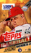 2016 Topps Baseball Series 2 Hobby Box Topps | Cardboard Memories Inc.