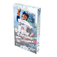 2016 Topps Chrome Baseball Hobby Box Topps | Cardboard Memories Inc.