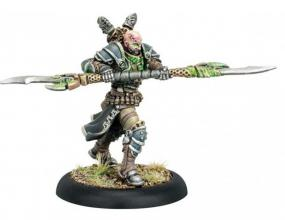 Warmachine - Cryx Sturgis the Corrupted Warcaster PIP 34107 Privateer Press | Cardboard Memories Inc.