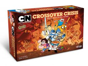 Cartoon Network Crossover Crisis Deck-Building Game Cryptozoic | Cardboard Memories Inc.