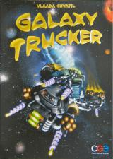 Galaxy Trucker Czech Games | Cardboard Memories Inc.