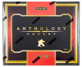 2015-16 Panini Anthology Hockey Hobby Box Panini | Cardboard Memories Inc.