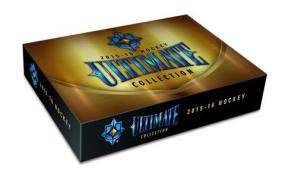 2015-16 Upper Deck Ultimate Collection Hockey Hobby Box Upper Deck | Cardboard Memories Inc.
