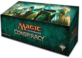 Magic the Gathering Conspiracy Take the Crown Booster Box Magic The Gathering | Cardboard Memories Inc.