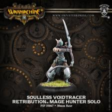 Warmachine - Retribution of Scyrah - Soulless Voidtracer Solo - PIP 35067 Privateer Press | Cardboard Memories Inc.