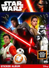 2016 Topps Star Wars Sticker Album Topps | Cardboard Memories Inc.