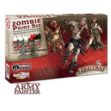 Army Painter Warpaints Zombicide - Zombie Paint Set The Army Painter | Cardboard Memories Inc.