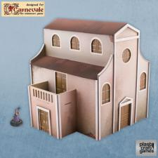 Plast Craft Games - Pre-Cut Chapel Plast Craft | Cardboard Memories Inc.