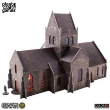 Plast Craft Games - EWAR - Saint-Mere-Eglise Color Edition Plast Craft | Cardboard Memories Inc.