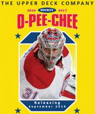 2016-17 Upper Deck O-Pee-Chee Hockey Fat Pack Upper Deck | Cardboard Memories Inc.