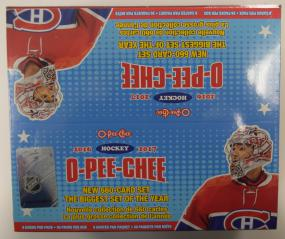 2016-17 Upper Deck O-Pee-Chee Hockey Retail Box Upper Deck | Cardboard Memories Inc.