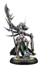 Warmachine - Cryx Wraith Witch Deneghra Warcaster PIP 34098 Privateer Press | Cardboard Memories Inc.