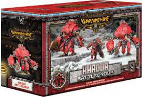 Warmachine - Khador - Battlegroup - PIP 33118 Privateer Press | Cardboard Memories Inc.