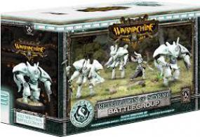 Warmachine - Retribution of Scyrah - Battlegroup - PIP 35075 Privateer Press | Cardboard Memories Inc.