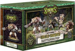 Hordes - Circle Orboros - Battlegroup Box - PIP 72094 Privateer Press | Cardboard Memories Inc.