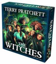 The Witches Board Game Wallace Discworld | Cardboard Memories Inc.