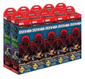 Marvel HeroClix - Superior Foes of Spider-Man - Booster Brick Wizkids | Cardboard Memories Inc.