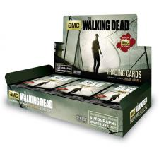 2016 Cryptozoic Walking Dead Season 4 Part 2 Hobby Box Cryptozoic | Cardboard Memories Inc.