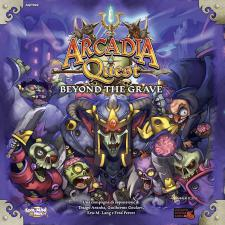 Arcadia Quest - Beyond the Grave Cool Mini or Not | Cardboard Memories Inc.
