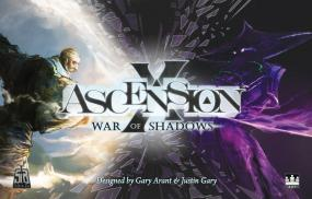 Ascension - War of Shadows Stoneblade Entertainment | Cardboard Memories Inc.