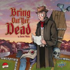 Bring Out Yer Dead Upper Deck | Cardboard Memories Inc.