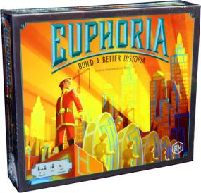 Euphoria Greater Than Games | Cardboard Memories Inc.
